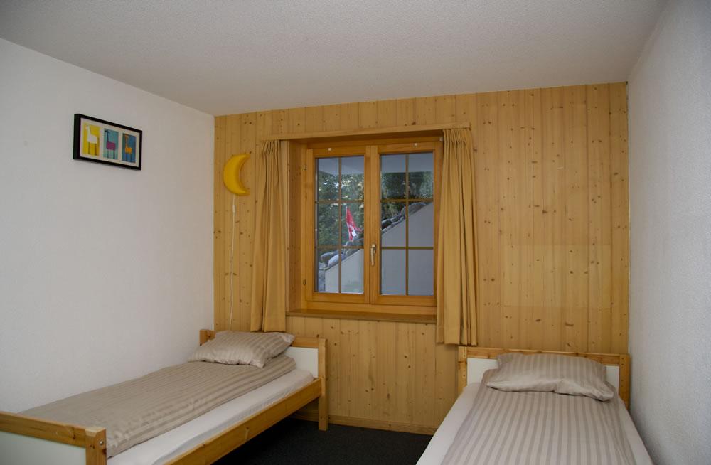 bedden-vakantiehuis-zwitserland